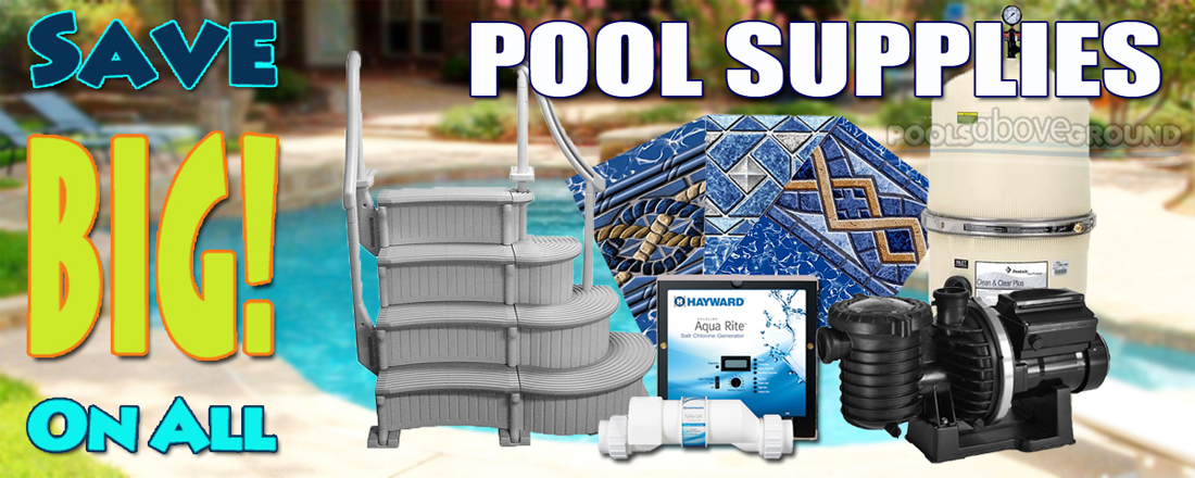 Ocala Above Ground Pool Accessories