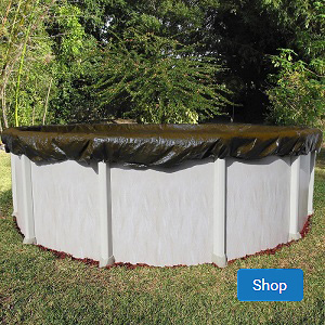 Winter Pool Covers For Ocala Above Ground Pools