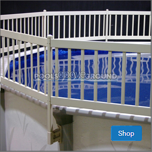 Pool Fence For Above Ground Pools In Ocala FL